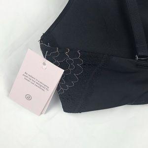 Auden Intimates & Sleepwear - Auden Radiant Black Plunge Push-Up Bra
